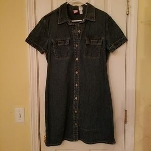 Old Navy Denim Dress Size 10