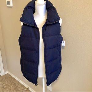 Old Navy puffy vest size L