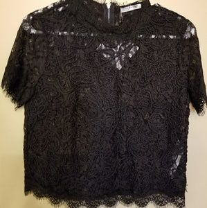 Zara - Women's lace blouse - NEW with tags