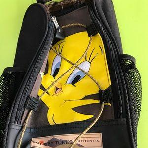 Tweety knapsack purse bag women juniors
