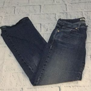 Levi Curvy bootcut jeans
