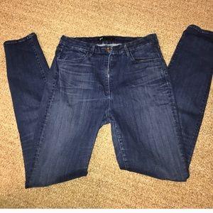 3x1 W3 Dark wash Skinny jeans