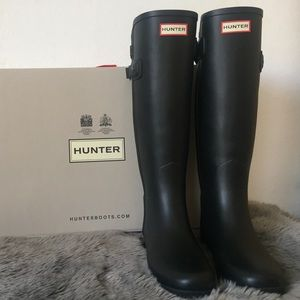 Hunter Refined Boots