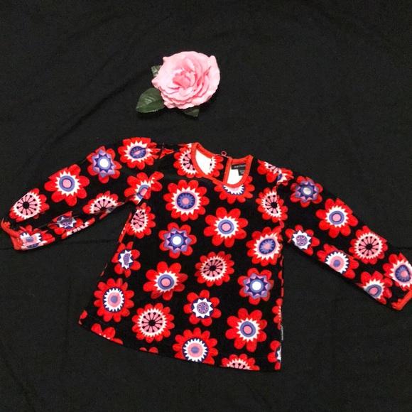 Marimekko Other - Marimekko velvet top! 24 mo. 100% cotton
