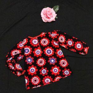 Marimekko Shirts & Tops - Marimekko velvet top! 24 mo. 100% cotton