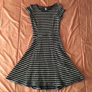 Old Navy Fit & Flare Dress, New!