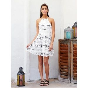 Lovers And Friends Forget Me Not Dress