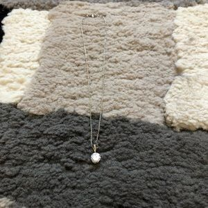 Express Cubic Zirconia Necklace