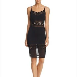 French Connection Lucky Lace - Insert Dress