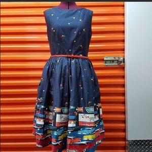Lindy Bop Drive In dress