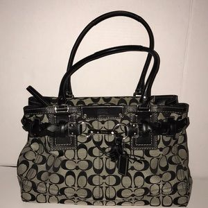 Coach Hampton Handbag F13068