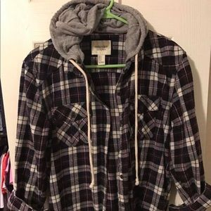 Cute forever 21 plaid flannel
