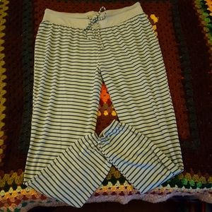 Rad Striped Lounge Pants