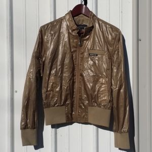 HIDEOUSLY UGLY Hip Vintage Style Members Only Jkt