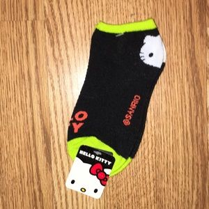 Hello Kitty Ankle Socks