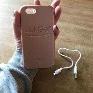 LUMEE phone case iPhone 6