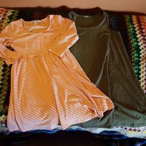Striped Dress Bundle!
