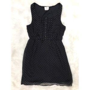 UO Pins and Needles Polka Dot Sleeveless Dress