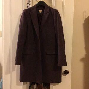 J.Crew Factory Top Coat