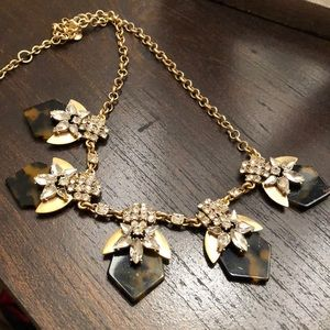 J Crew - Tortious Shell Necklace