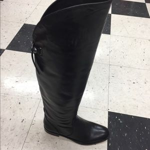 NEW COACH RIDING BOOTS!!!