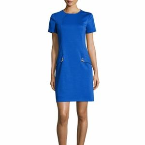 NWT Donna morgan royal blue dress