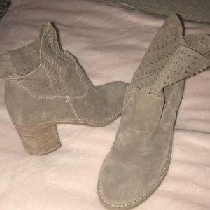 Dolce Vita heeled booties
