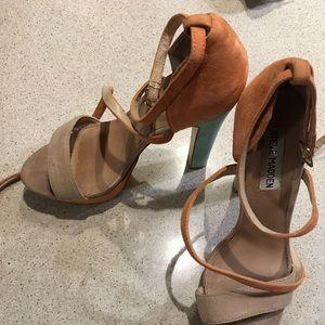 Steven madden summer heels