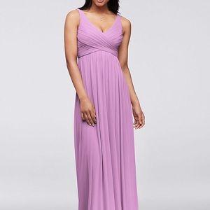 Lilac Bridesmaid Dress!