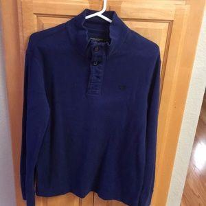 American Eagle men's medium sweater dark blue