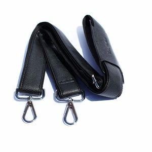 "Rich Mbariket Genuine Leather Shoulder Strap 62"""