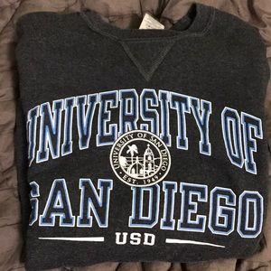 University of San Diego Sweatshirt