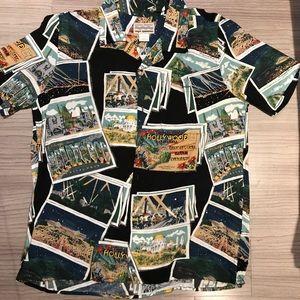 Ltd ed Opening Ceremony x Reyn Spooner aloha shirt