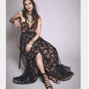 Free People Dare To Dream Maxi Dress