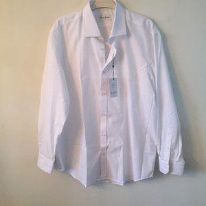 NWT Robert Graham Men's Shirt Size 18