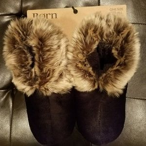 Born Bootie Slippers