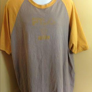 Vintage FILA Mens Baggy Tshirt Sz XXL