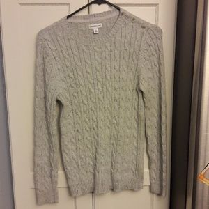 Cozy Grey Sweater