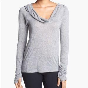 Zella Grey Pullover