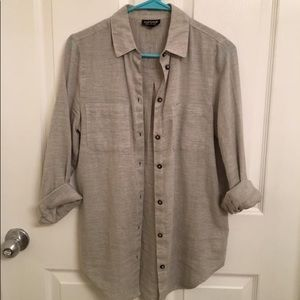 Topshop Button Down Shirt
