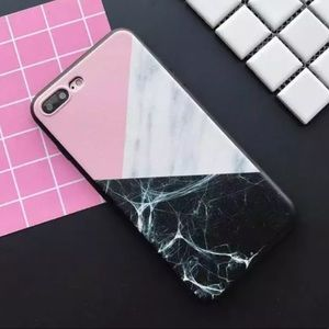 COMING 🔜 iPhone 7+/8+ SOFT TPU Marble Case