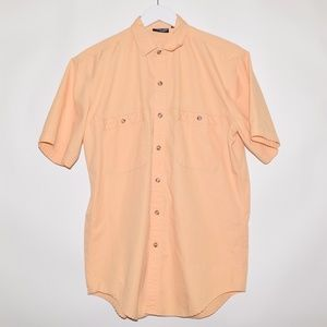 Patagonia 100% Cotton Men's Casual Button Up Shirt