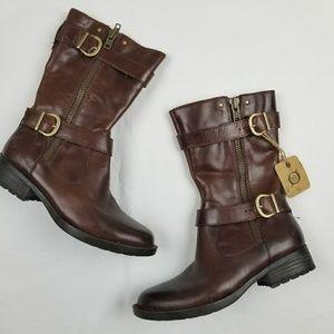 NWOB Born Erie Buckle Boots