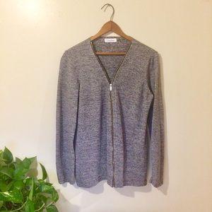 Calvin Klein Cardigan Sweater Medium