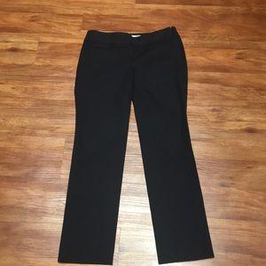 Loft black pants