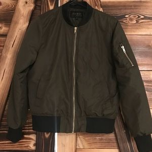Inso collection bomber jacket