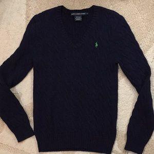 Ralph Lauren Sport vneck sweater
