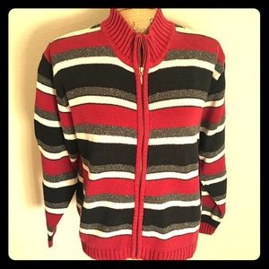 Christopher Banks Striped Sweater
