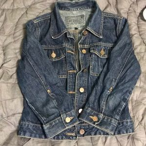 Guess Jean Jacket || Size S