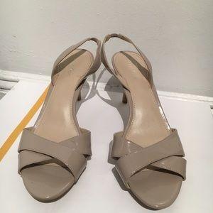 *NWOT* Calvin Klein sling back sandals